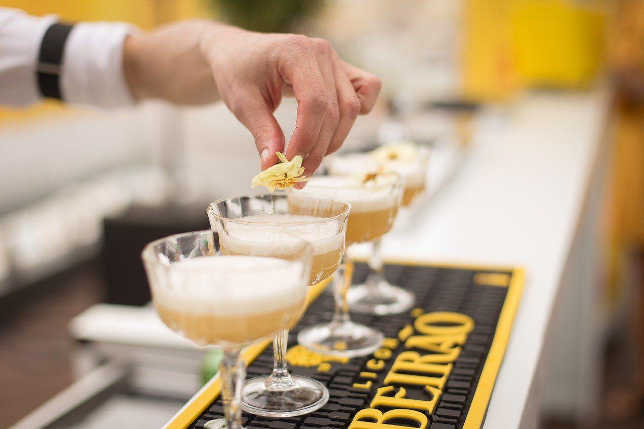 Modèles de CV barman