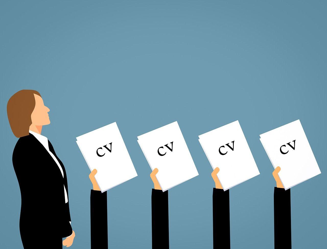 Céer un CV électronique