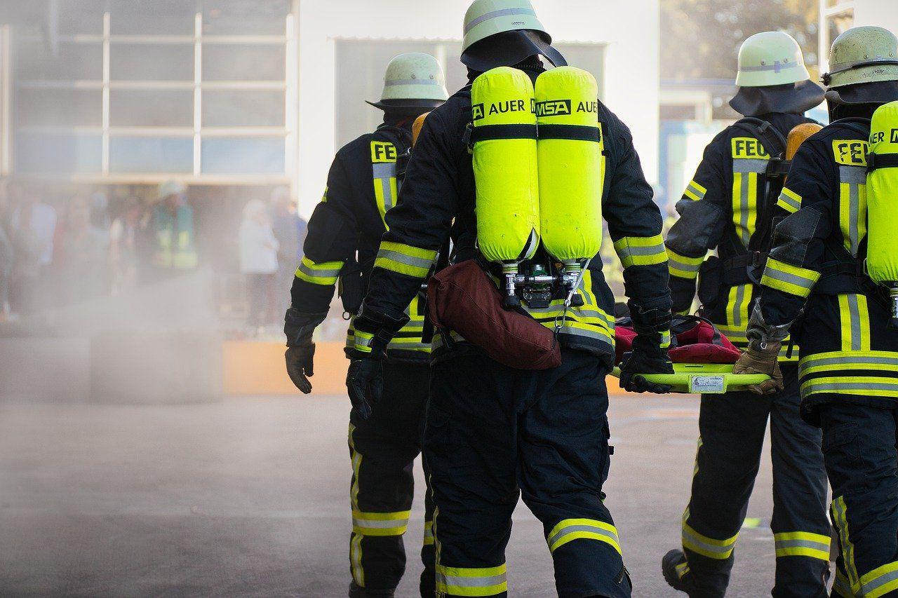 Modèles de CV pompier